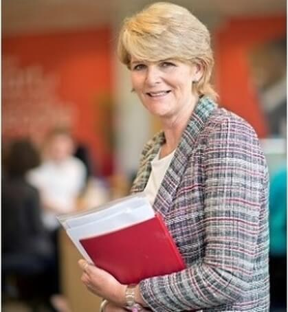 Mary Curnock Cook The Access Project's new Chair of Trustees