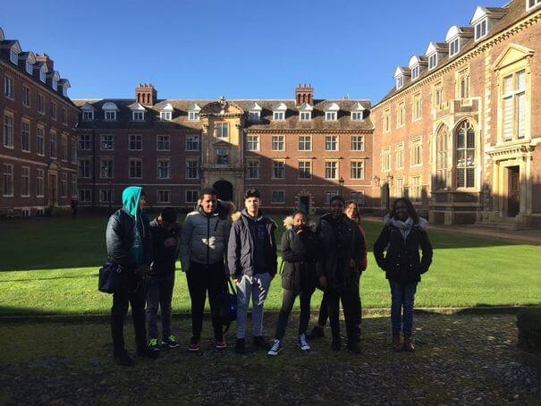 Changing Perceptions – The Access Project at Oxbridge