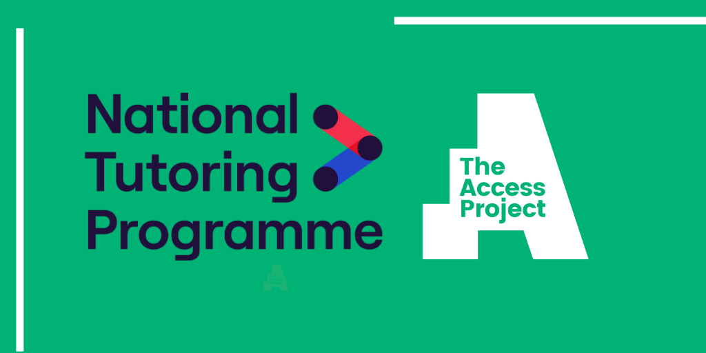 The Access Project announced as National Tutoring Programme Tuition Partner