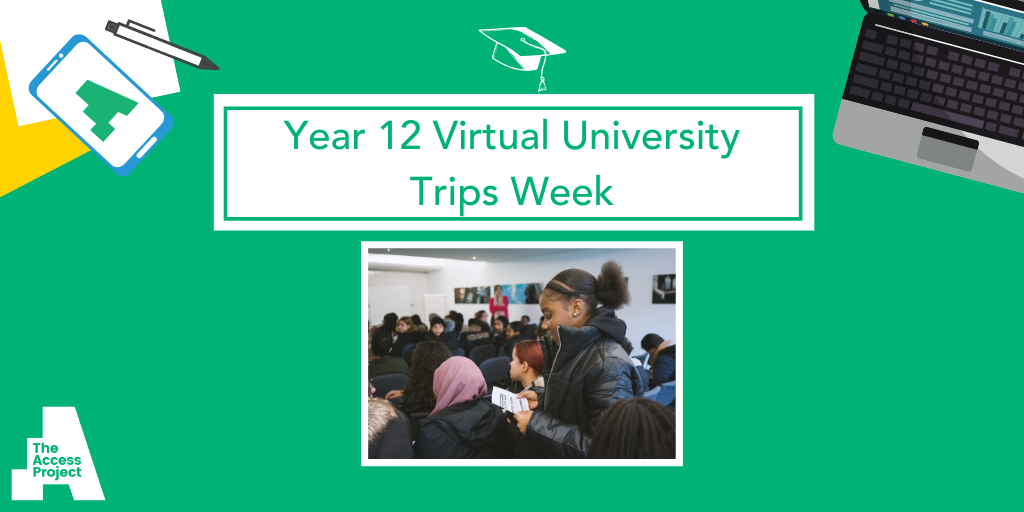 Virtual visits help disadvantaged students picture themselves at a top university thanks to TAP