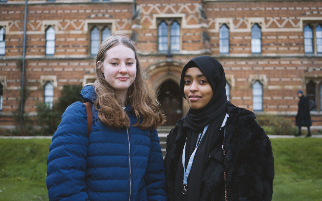 Connecting students going to university with a friendly face: relaunching our peer mentorship scheme
