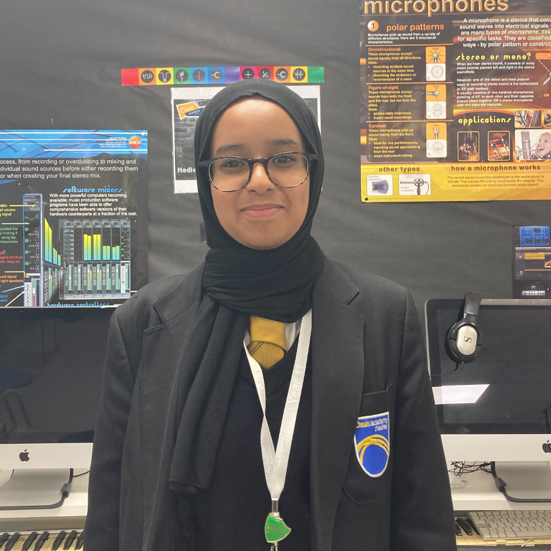 The Access Project student Amina
