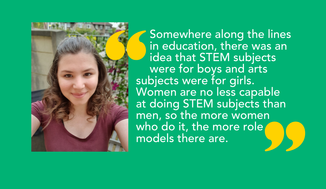 """""""Women are no less capable at doing STEM subjects than men"""" – Clare tutors in Maths for The Access Project"""
